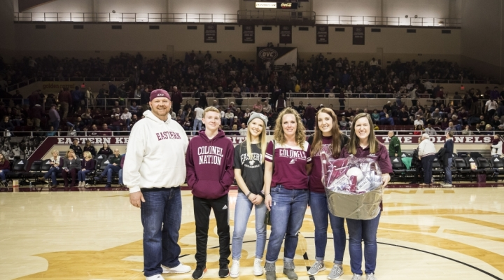 EKU Family of the Game